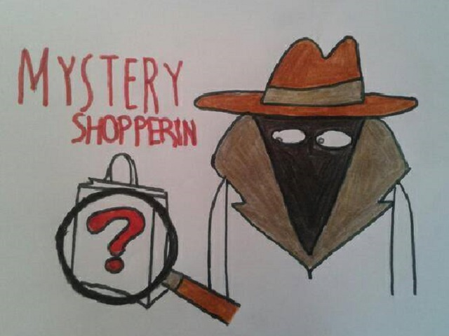Mystery-Shopperin